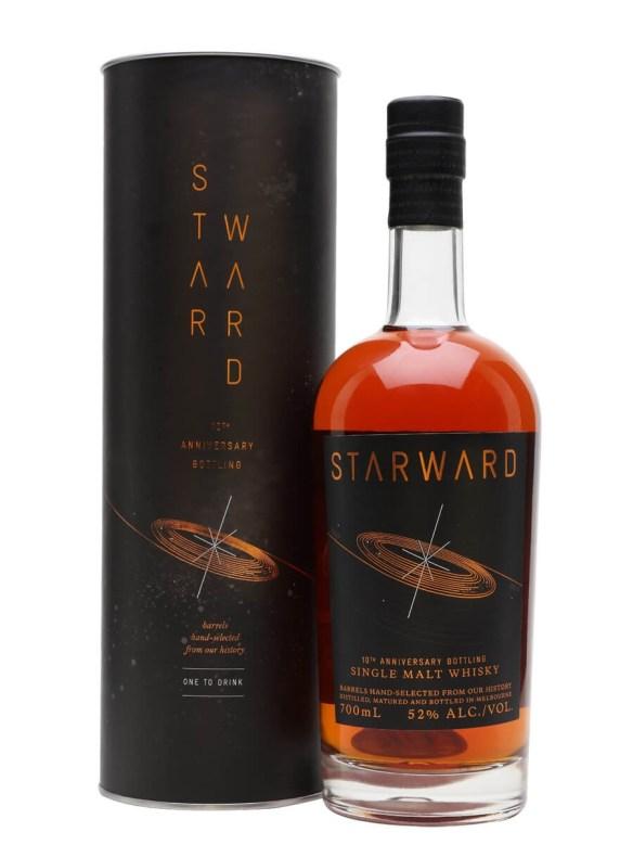 Starward 10th Anniversary Single Malt Whisky