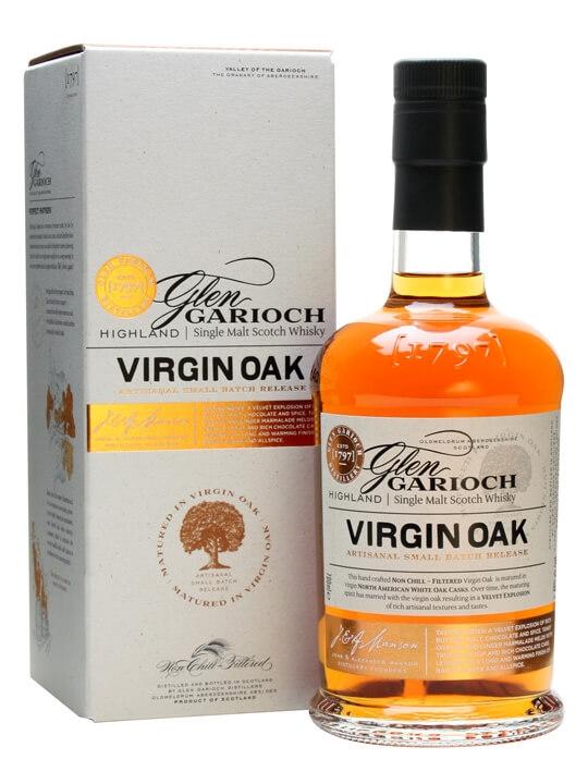 Glen Garioch Virgin Oak Batch 1