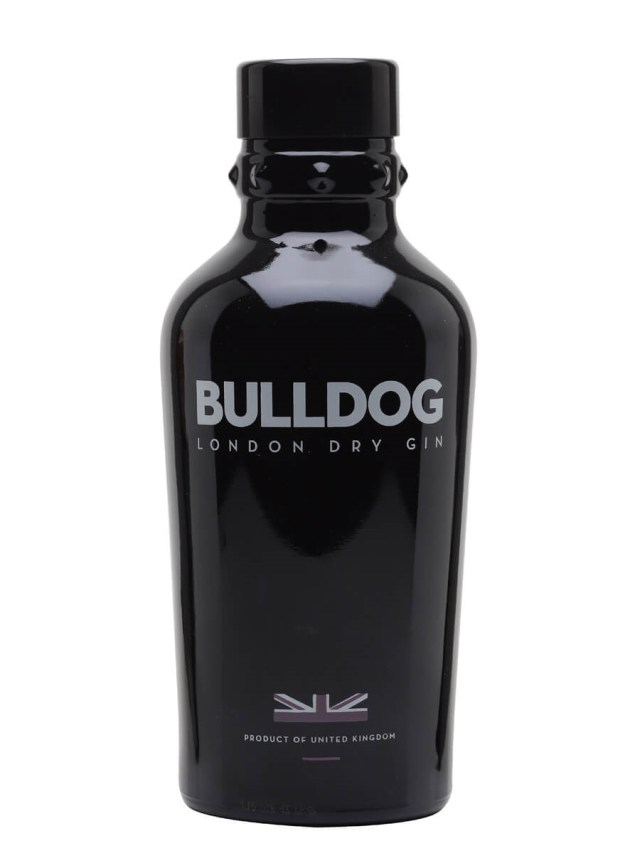 bulldog london dry gin 70cl : buy from the whisky exchange