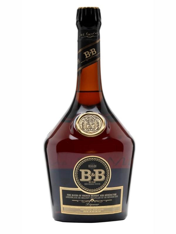 Benedictine & Liqueur - Litre Whisky Exchange