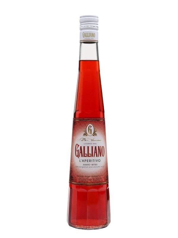 Galliano L'aperitivo - Litre Whisky Exchange
