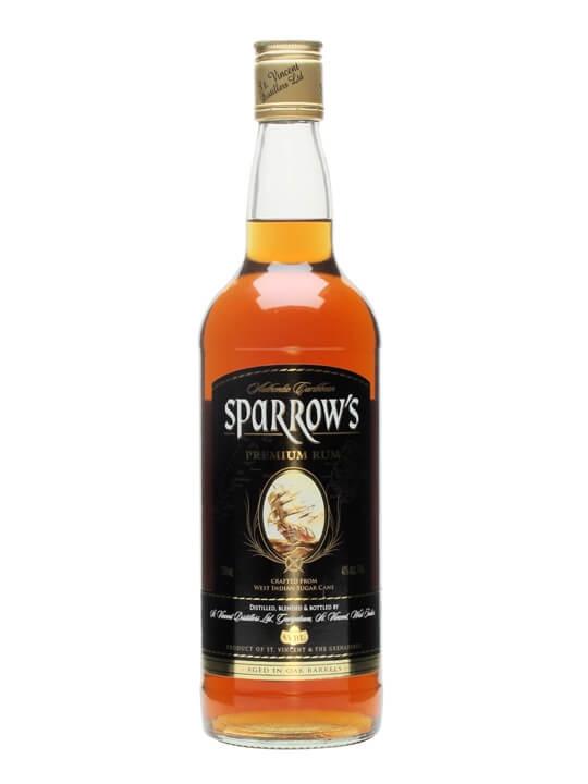 Sparrows Premium Rum  The Whisky Exchange
