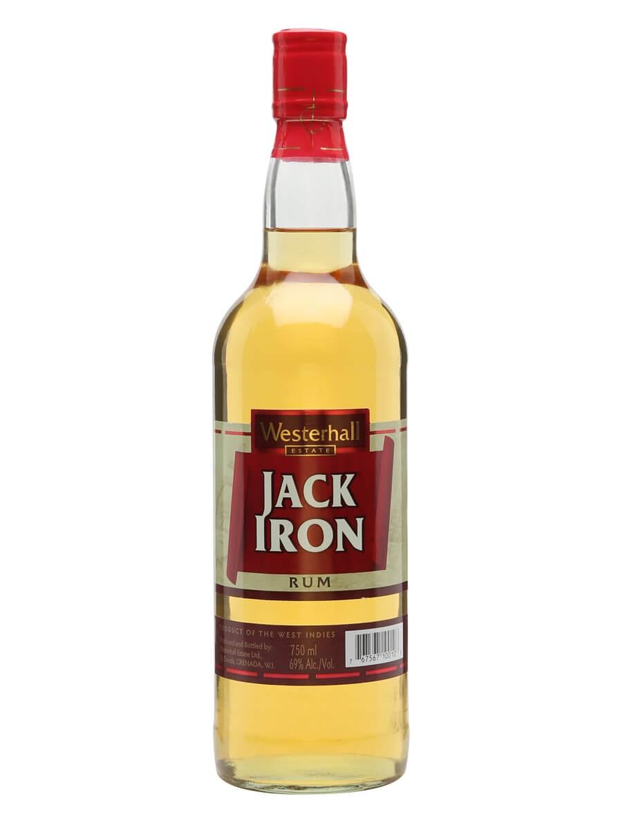 Westerhall Estate Jack Iron Rum  The Whisky Exchange