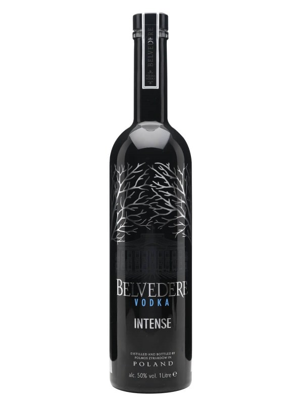 Belvedere Intense Vodka - 100 Proof Litre