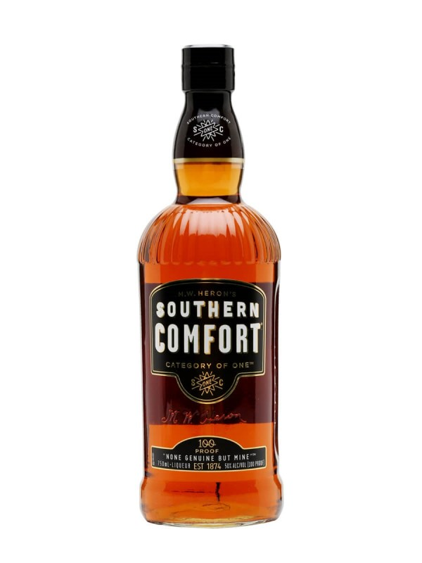 Southern Comfort Liqueur - 100 Proof Whisky Exchange