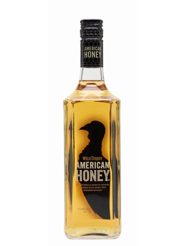 Image result for wild turkey american honey