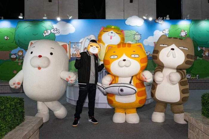 【嗨起來!白爛貓五週年特展】票種&票價、13展區特色、白爛貓周邊商品懶人包!