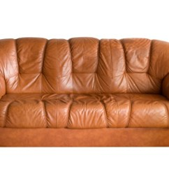 Clean Leather Sofa With Damp Cloth Grey Corner Chaise Longue Removing Pen From Furniture Thriftyfun Photo Of Brown Couch