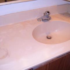 Laminate Kitchen Countertops Home Depot Delta Talbott Faucet Painting A Counter Top | Thriftyfun