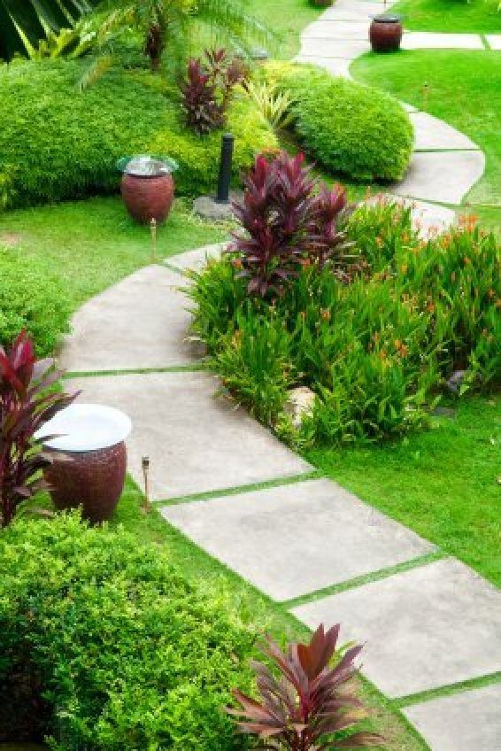 Garden Path Ideas ThriftyFun