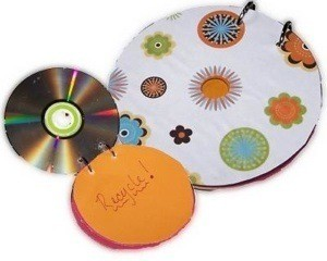 making a recycled cd