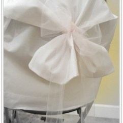 Chair Cover Decorations For Wedding Dining Chairs On Wheels Uk Ideas Thriftyfun Tip Inexpensive Covers