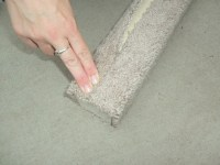 DIY Carpet Covered Cat Scratching Post | ThriftyFun
