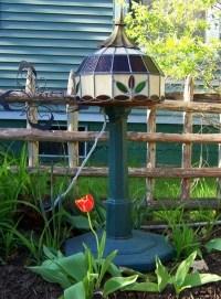 Homemade Garden Decorations | ThriftyFun