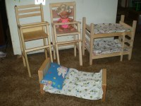 Making Doll Furniture | ThriftyFun