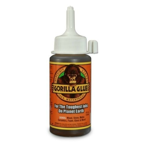 How To Remove Gorilla Glue From Wood