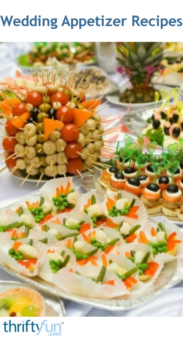 Heavy Appetizers For Wedding