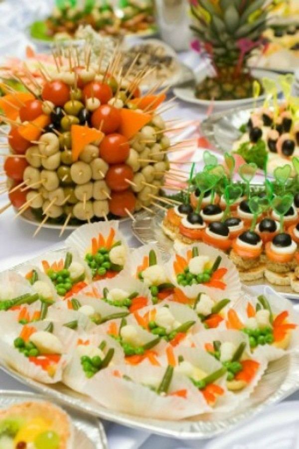 Wedding Appetizer Recipes  ThriftyFun