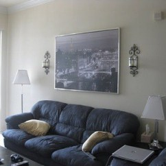 Living Room Colors Gray Couch Painting For Feng Shui Paint To Coordinate With A Blue Thriftyfun This Is Guide About Choosing