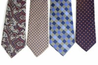 Making a Centerpiece Using Men's Ties