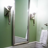 Keeping Mirrors from Streaking