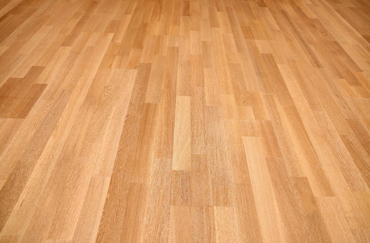 making hardwood floors less slippery