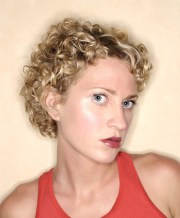 fixing perm curly