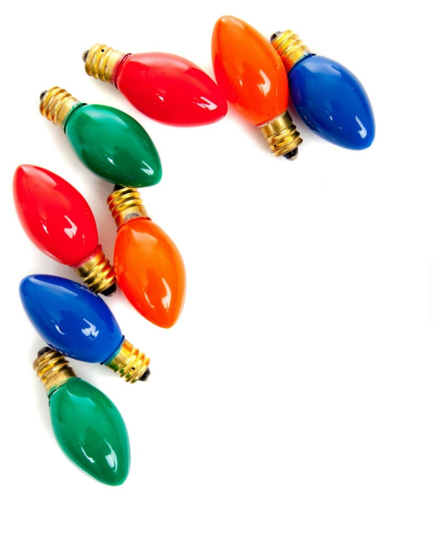 Uses For Christmas Light Bulbs