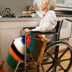 Wheelchair Blanket Thonet Bentwood Chair Making A Lapghan | Thriftyfun