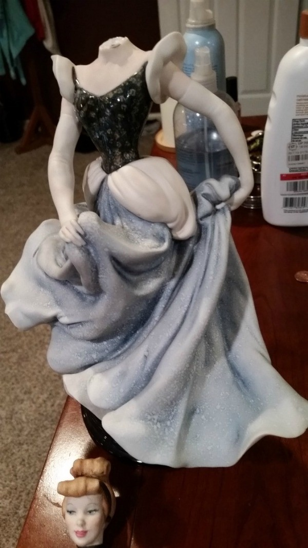 Repairing Broken Porcelain Dolls and Figurines  ThriftyFun