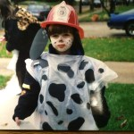 Making A Dalmatian Costume My Frugal Halloween