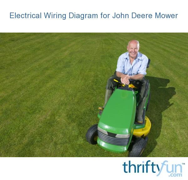 Johndeered140lawntractor John Deere John Deere Wiring Diagrams