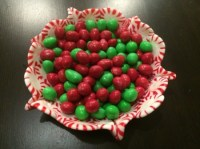 Making a Peppermint Candy Bowl | ThriftyFun