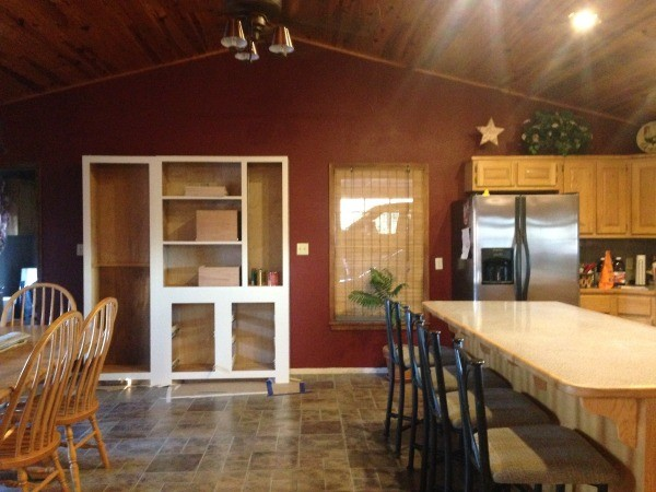 Paint Color Advice For Kitchen And An Adjoining Room