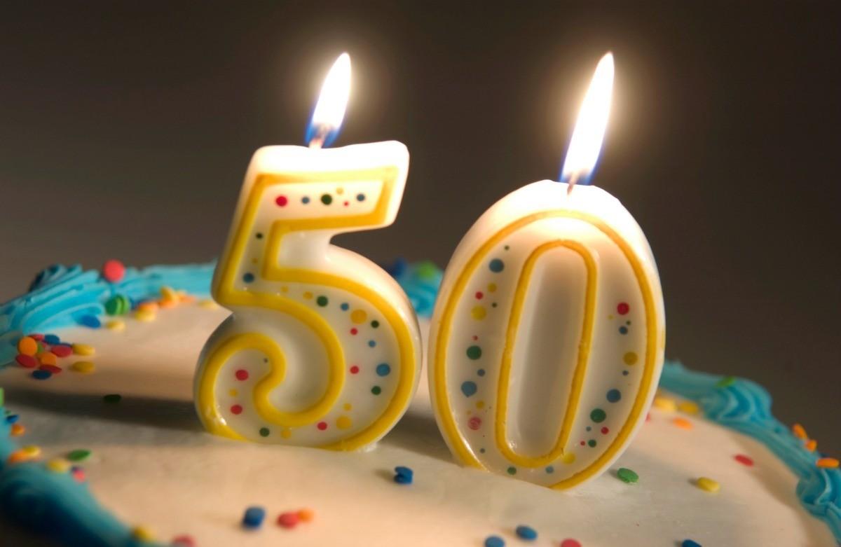unique 50th birthday party