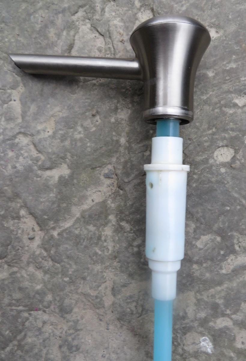 How To Fix Soap Dispenser Pump : dispenser, Repairing, Dispenser, ThriftyFun