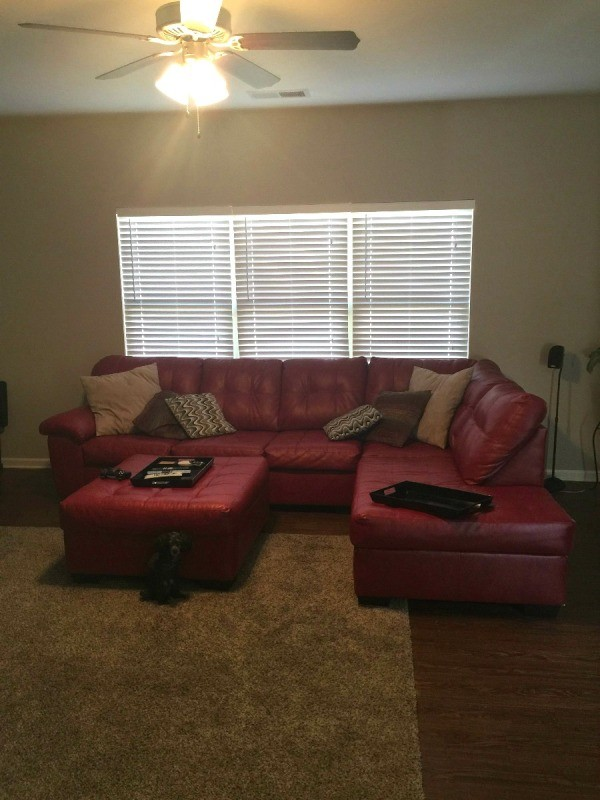 What color curtains with beige walls and brown furniture for What color curtains go with beige walls and dark furniture