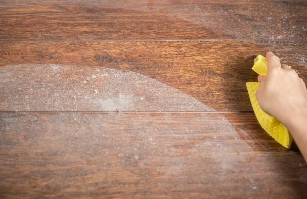 Cleaning Haze on Hardwood Floors  ThriftyFun
