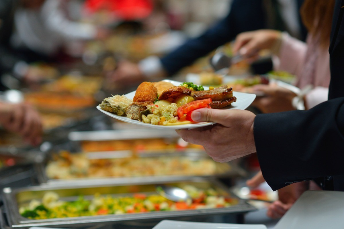 Cheap Wedding Reception Food Ideas