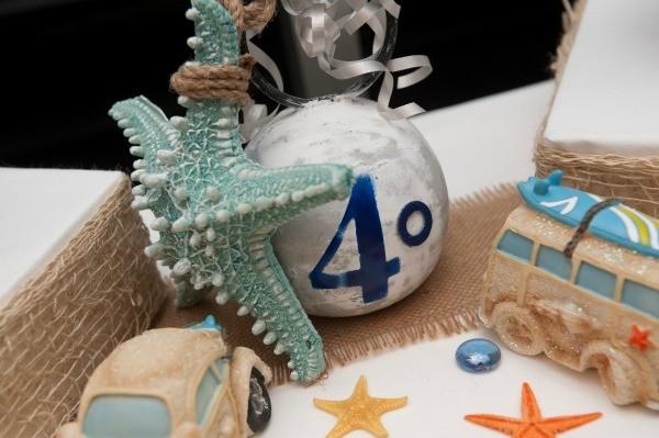 40th Birthday Party Centerpiece Ideas  ThriftyFun