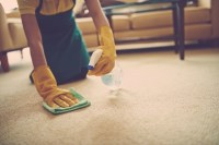 Removing Rubber Stains on Carpet | ThriftyFun
