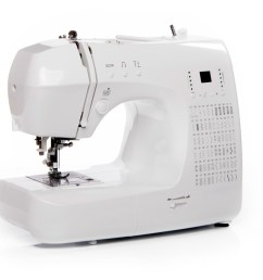 a sewing machine on a white background  [ 1200 x 799 Pixel ]