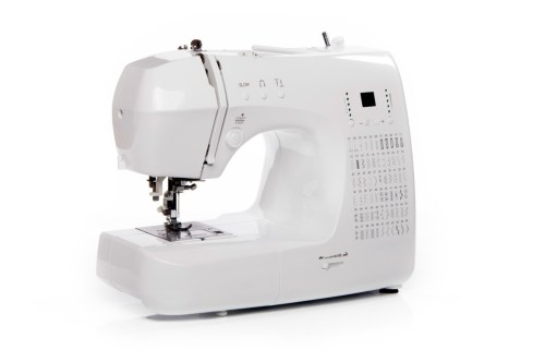 small resolution of a sewing machine on a white background