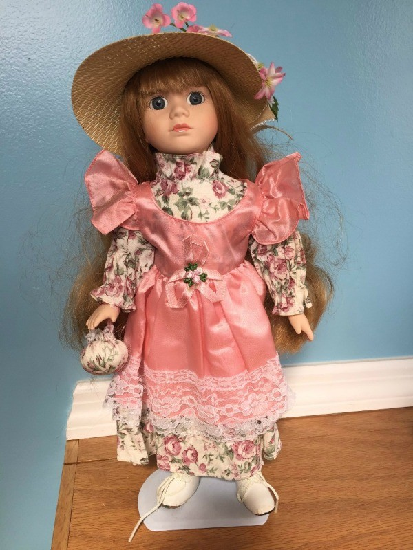Identifying a Porcelain Doll  ThriftyFun