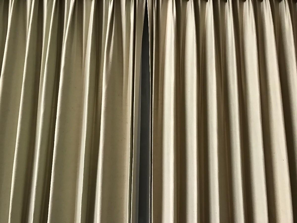 clip curtains closed thriftyfun