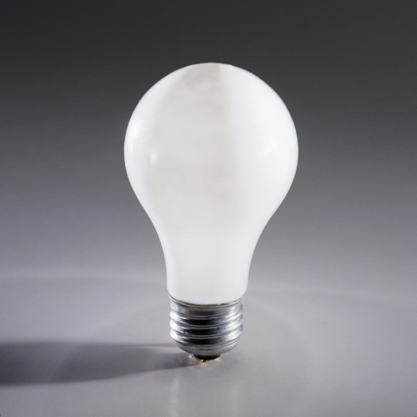 Old Fashioned Incandescent Light Bulbs