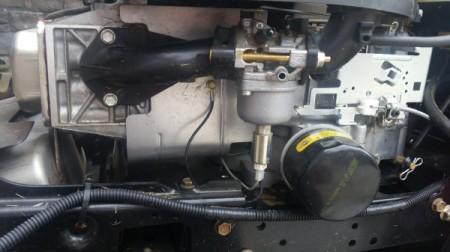 John Deere La110 Engine Diagram Craftsman Lt 2000 Riding Mower Won T Start Thriftyfun