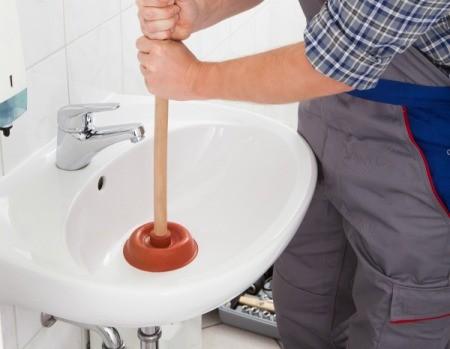 Clearing a Clogged Bathroom Sink  ThriftyFun
