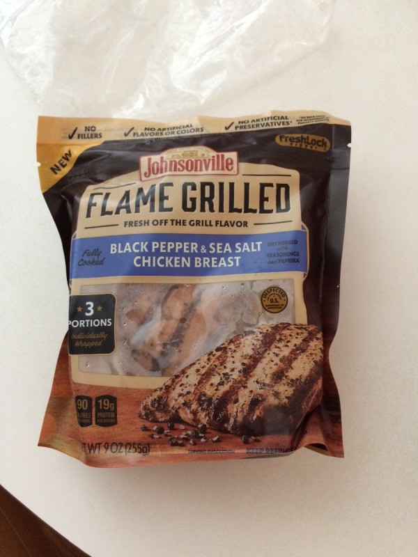 Product Review Johnsonville Flame Grilled Chicken