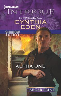 Alpha One Book By Cynthia Eden